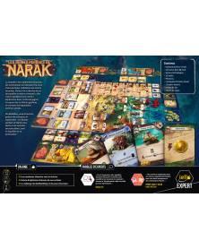 les ruines perdues de narak dos