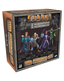 clank! : upper management pack - extension plateau