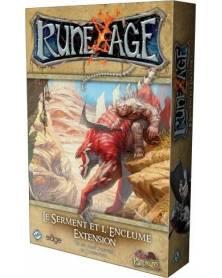 rune age : le serment et l'enclume - extension boîte