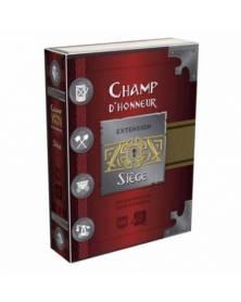 Champ d'honneur : Siège - Extension