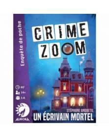 Crime Zoom : Un écrivain mortel