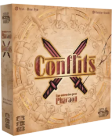 Pharaon : Conflits - Extension