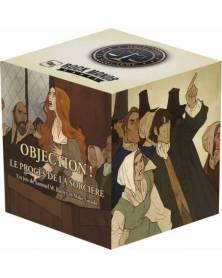 objection ! : le procès de la sorcière - extension boîte