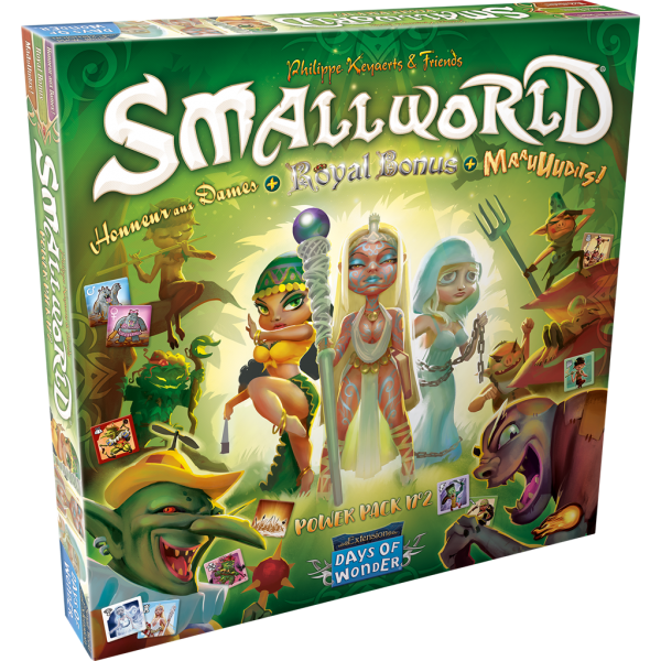 small world : power pack n°2 boîte