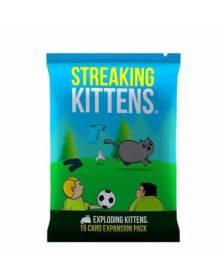 exploding kittens : streaking kittens - extension boîte