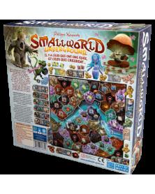 small world : underground plateau
