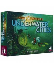 Underwater Cities : New Discoveries - Extension