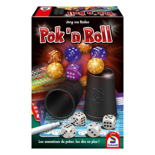 pok'n'roll boîte