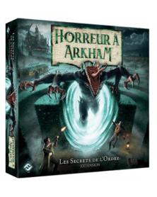 Horreur à Arkham 3ème Edition : Les secrets de l'ordre - Extension