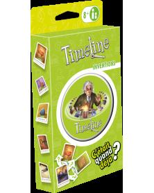 timeline : inventions boîte