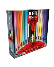 red rising plateau