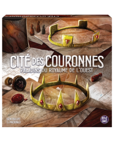Paladins du Royaume de l'Ouest : Cité des couronnes - Extension