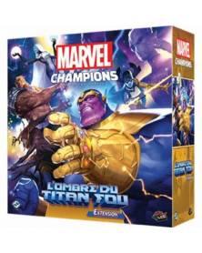 marvel champions : l'ombre du titan fou - extension plateau