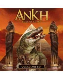 ankh : les dieux d'egypte - extension coffret gardien boîte