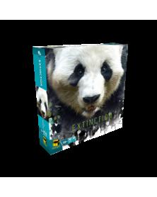 extinction - panda boîte