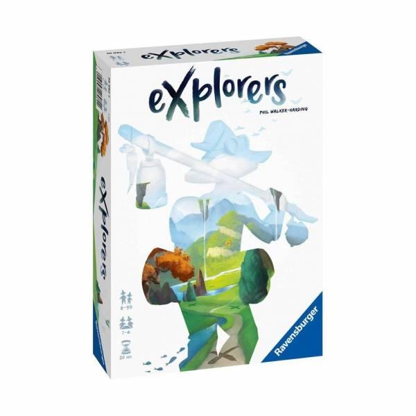 explorers boîte