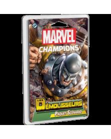 marvel champions : les démolisseurs - extension boîte