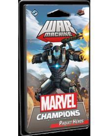 marvel champions : war machine - extension boîte