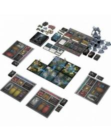 bloodborne : le jeu de plateau plateau