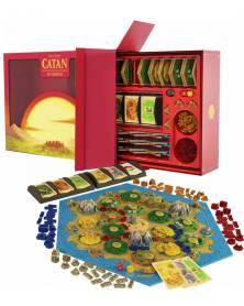 catan - 3d edition deluxe boîte