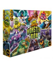 King of Tokyo : Monster Box Boite