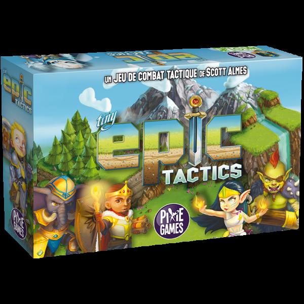 tiny epic tactics boîte