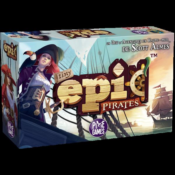 tiny epic pirates boîte