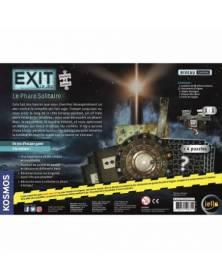 exit puzzle - le phare solitaire exemple 1