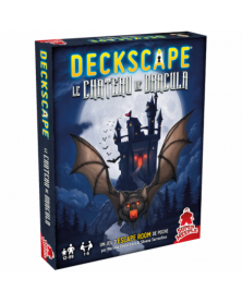 Deckscape : Le Château de Dracula