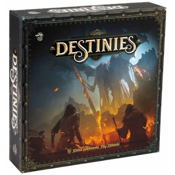destinies : time of legends boîte
