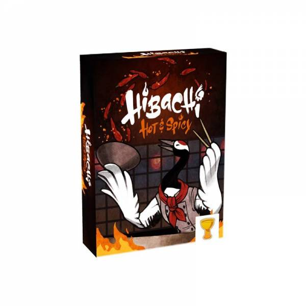 hibachi : hot & spicy - extension boîte