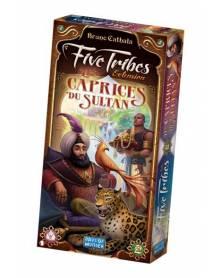 five tribes : les caprices du sultan - extension boîte