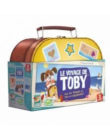 le voyage de toby boîte