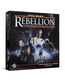 star wars rébellion : avènement de l'empire - extension boîte