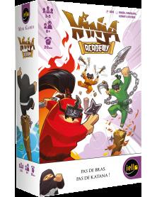 ninja academy boite
