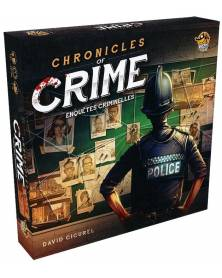 Chronicles of crime - Enquêtes Criminelles