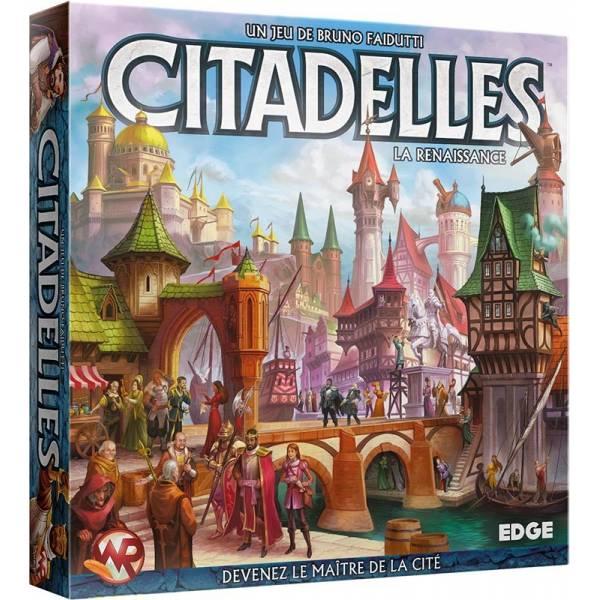 Citadelles boîte