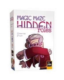 magic maze hidden roles boîte