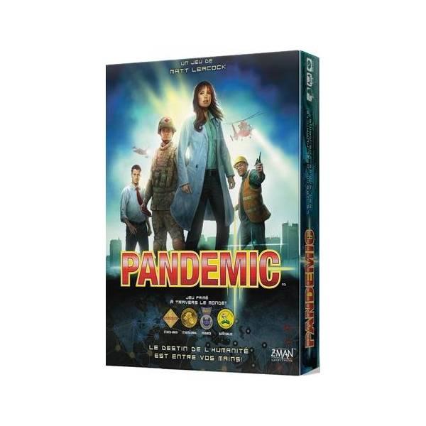 pandemic boîte