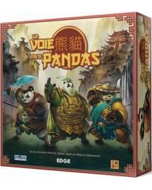 la voie des pandas boîte