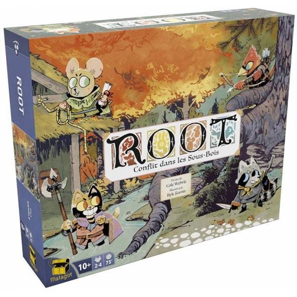 root boîte
