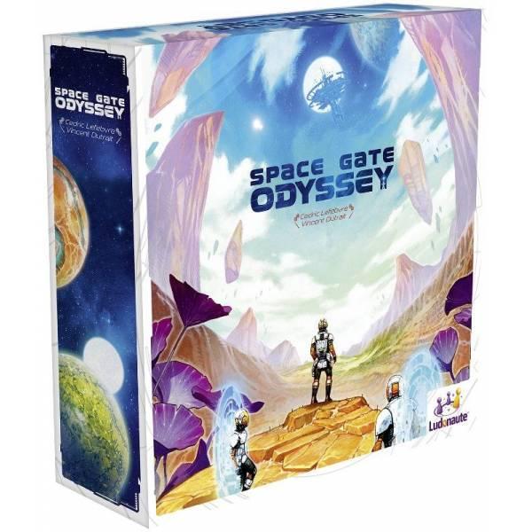 space gate odyssey boîte