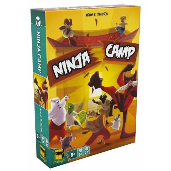 ninja camp boîte