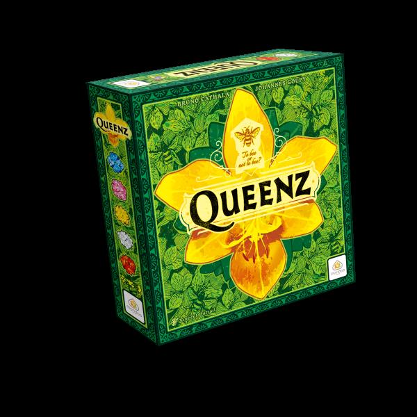 queenz boîte