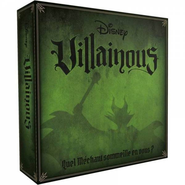villainous boîte