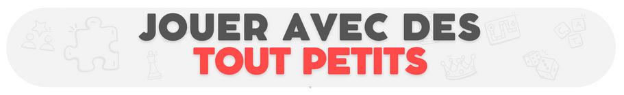 Jeux de société enfant 2 à 4 ans - Boutique en ligne - Ludum.fr