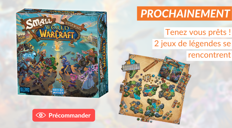 precommande smallworld of warcraft
