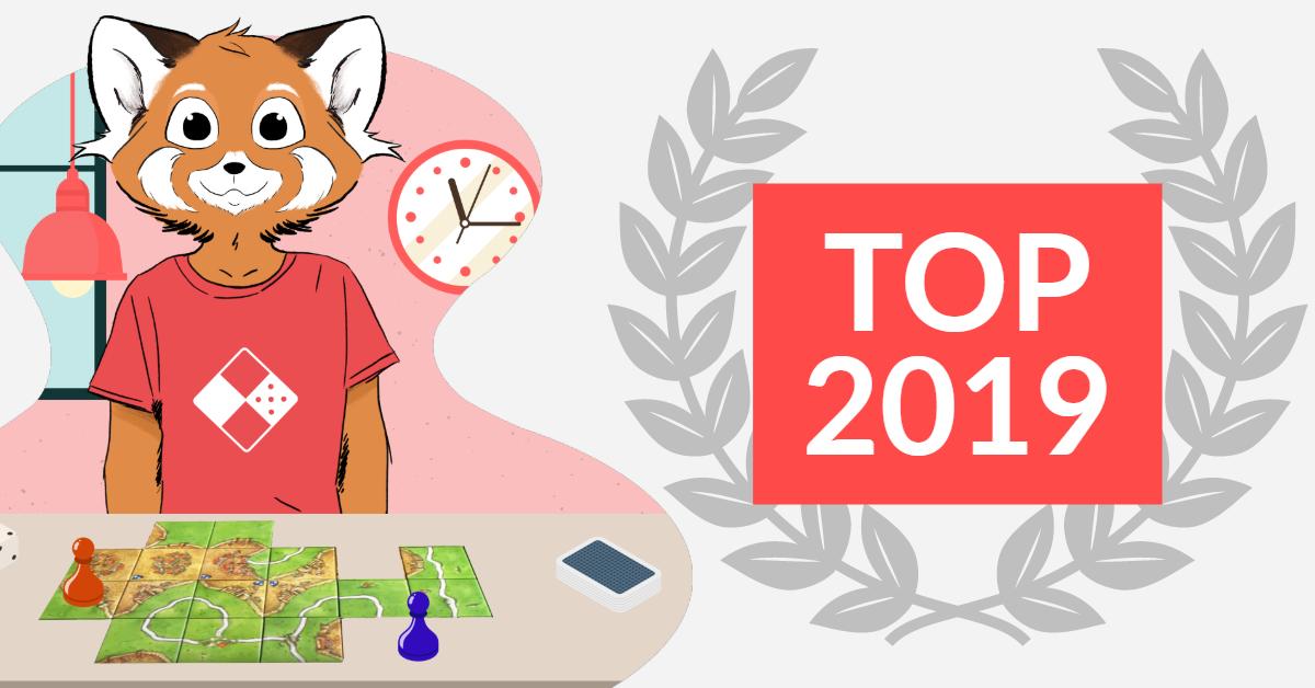 TOP Jeux 2019