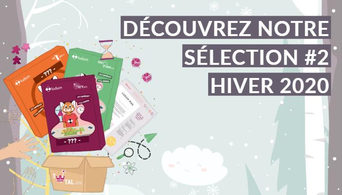 Découvrez notre sélection Hiver 2020